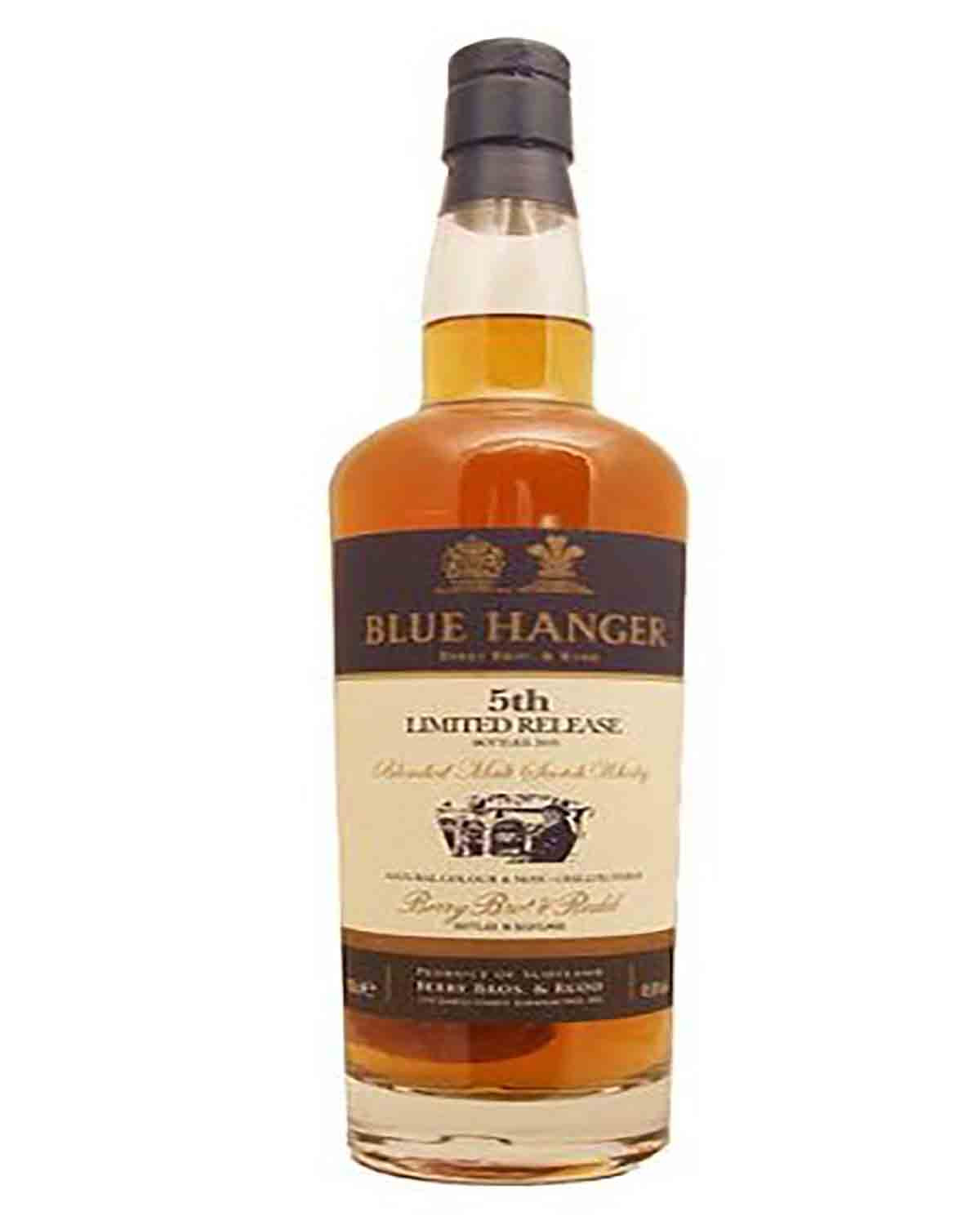 Whisky Berry's Own Selection Blue Hanger 5th Release (45,6º)