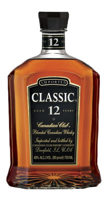 Whisky Canadian Club Classic 12 Years (40º)