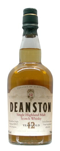Whisky Deanston 12 Years (40º)