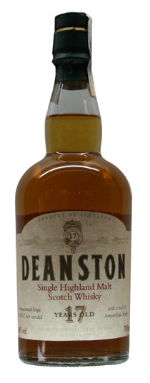 Whisky Deanston 17 Years (40º)