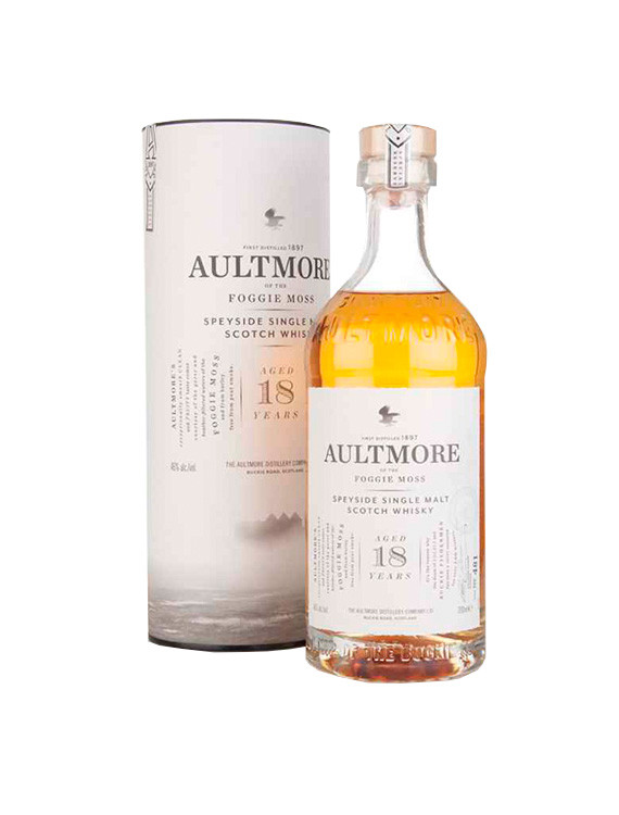 Whisky Aultmore 18 Years
