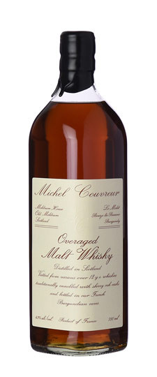 Whisky Michel Couvreur 12 Years (43º)
