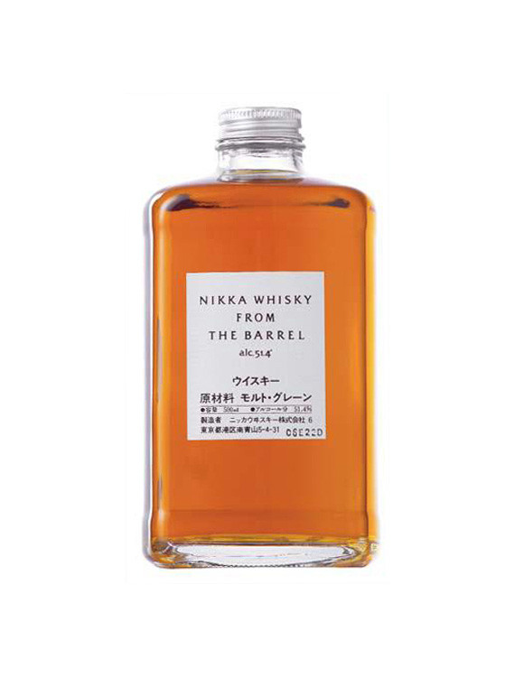 Whisky Nikka From The Barrel (51,4º) (50 cl)