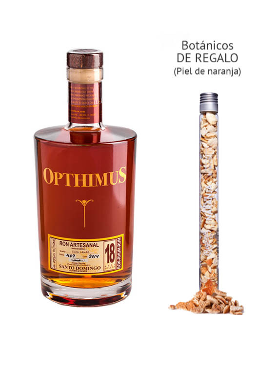 Ron Opthimus 15 Years (38º) + regalo