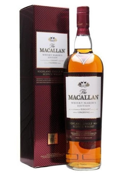Whisky Macallan Makers Edition (42,8º)