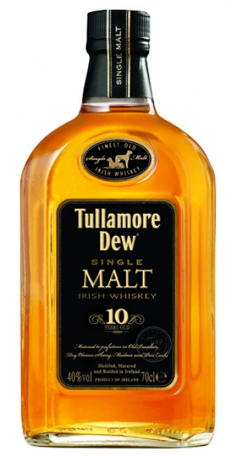 Whisky Tullamore Dew 10 Years (40º)