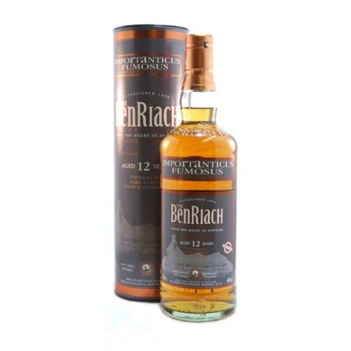 Whisky Benriach 12 Years Importanticus Tawny Port (46º)