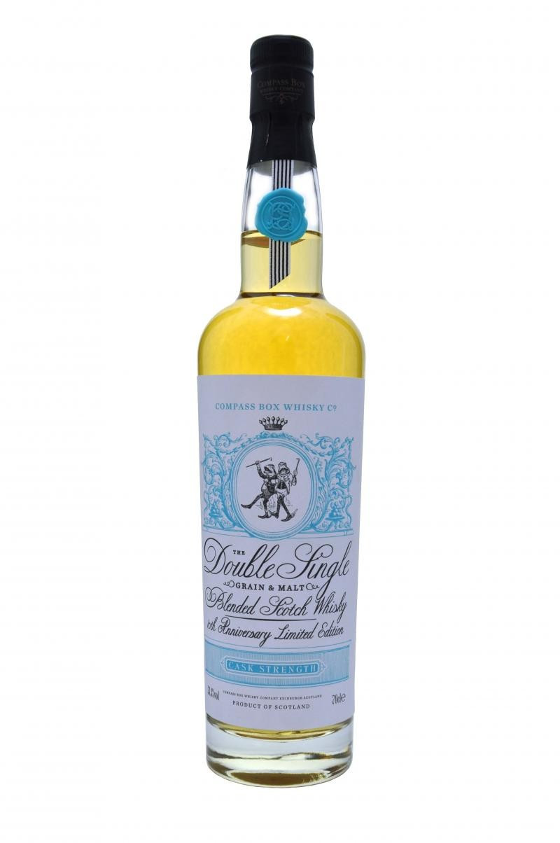 Whisky Compass Box Double Single 10th Anniversary (53,3º)