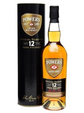 Whisky Powers Gold Label 12 Years (40º)