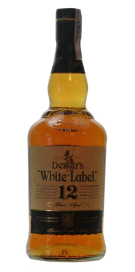 Whisky White Label 12 Years (43º)