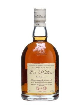 Ron William's & Humbert Dos Maderas Añejo 8 Years (37,5º)