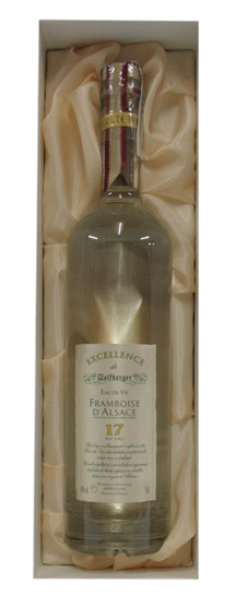 Wolfberger Framboise Excellence 17 Years (45º)