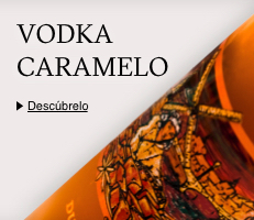 vodka caramelo